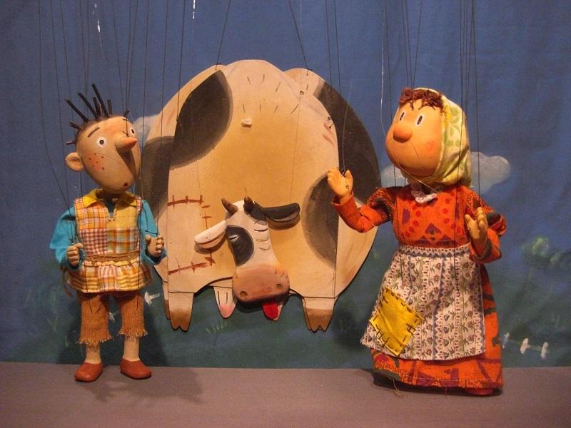 牛とジャック,母 (1)